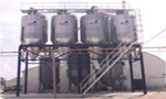 Bulk load silos